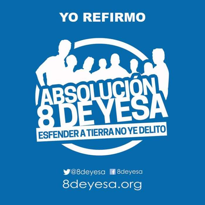 8 de Yesa - YO REFIRMO